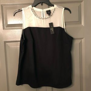 NWT Worthington Blouse